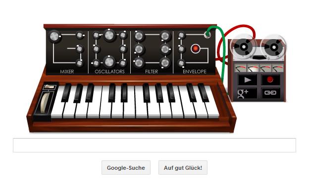 Moog Synthesizer - Google