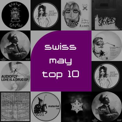 Most Charted Tracks - Mai 2012