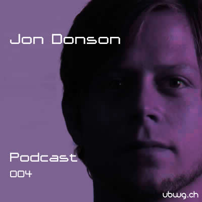 Podcast 004 - Jon Donson