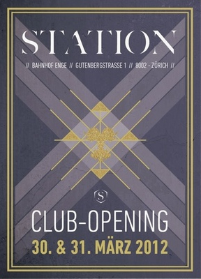 Station - Club Opening