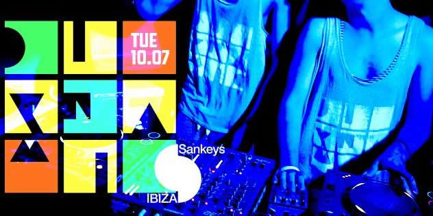 Adriatique auf Ibiza (Neon)