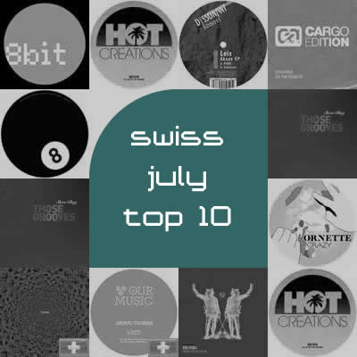 2012_07_Top_10_Charted Tracks_For_July