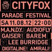 Cityfox Parade Festival