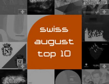 Most Charted Tracks - August 2012