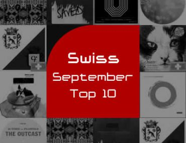 Most Charted Tracks - September 2012