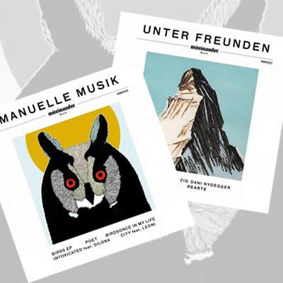 Unter Freunden & Birds EP