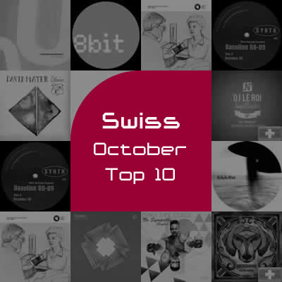 Most Charted Tracks - Oktober 2012