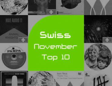 Most Charted Tracks - November 2012