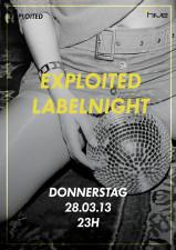 Exploited Labelnacht