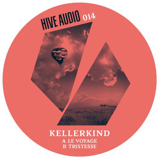Tristesse EP - Kellerkind (HIVE014)
