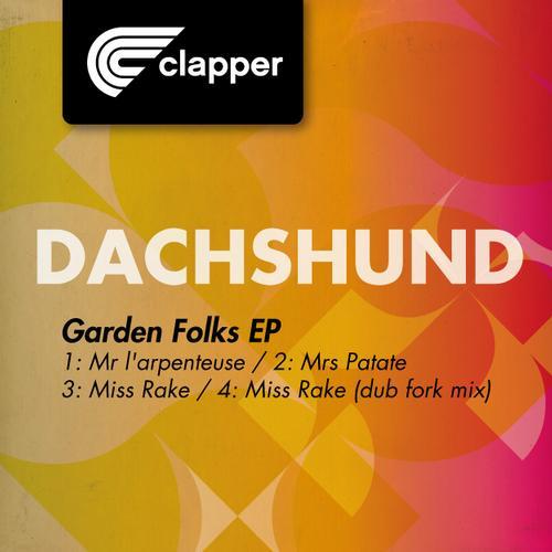 Garden Folks EP - Dachshund (Clapper)