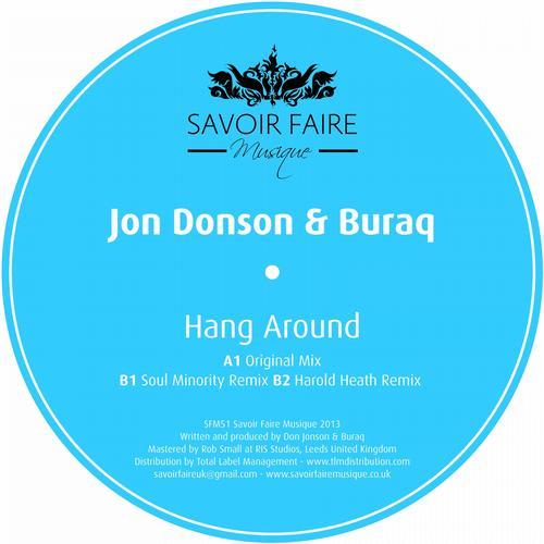 Hang Around - Jon Donson & Buraq