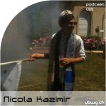 Podcast 021 - Nicola Kazimir