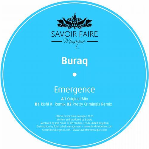 Emergence - Buraq