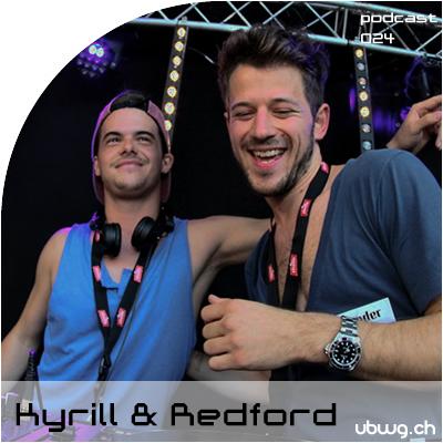 Podcast 024 - Kyrill & Redford