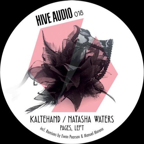 Pages, Left - Kaltehand & Natasha Waters (Hive Audio)