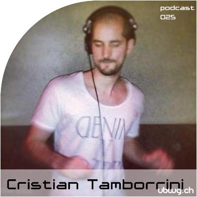 Podcast 025 - Cristian Tamborrini