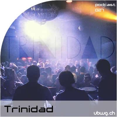 Podcast 027 - Trinidad