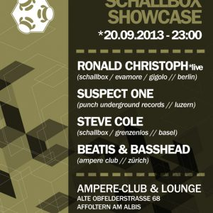 Schallbox Records - Showcase