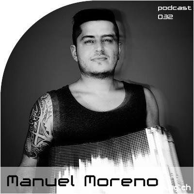 Podcast 032 - Manuel Moreno