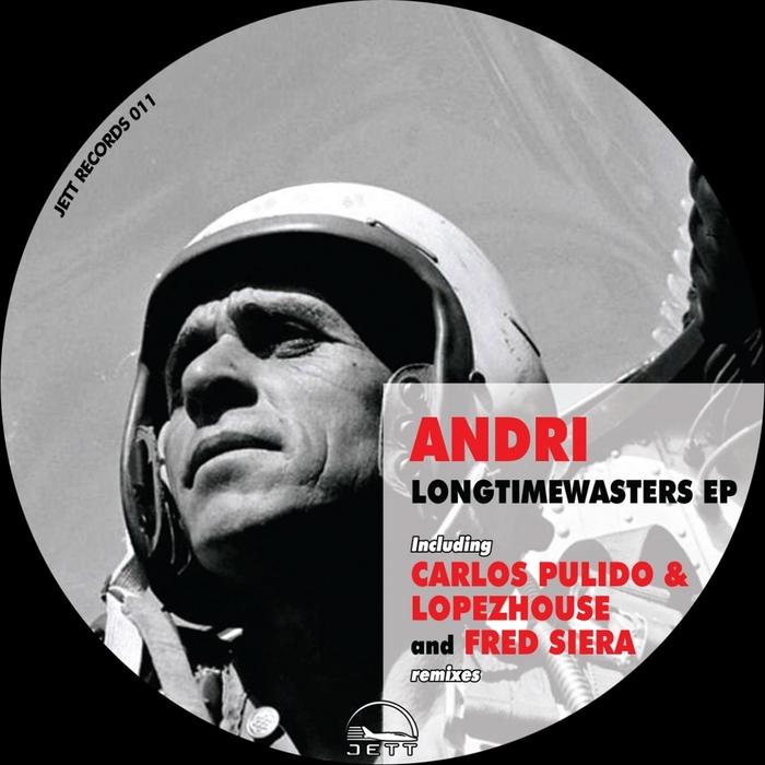 Longtimewasters EP - Andri