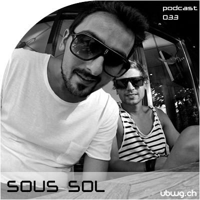 Podcast 033 - Sous Sol