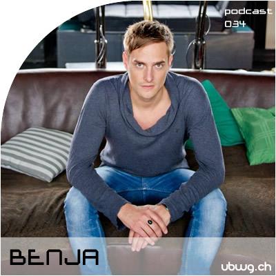 Podcast 034 - Benja - ubwg.ch