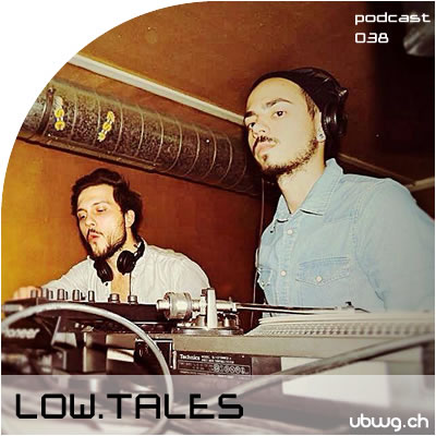 Podcast 038 - Low.tales