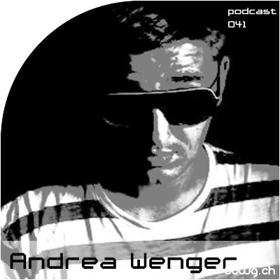 Podcast 041 - Andrea Wenger