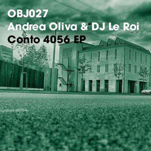 Conto 4056 EP - Andrea Oliva & DJ Le Roi