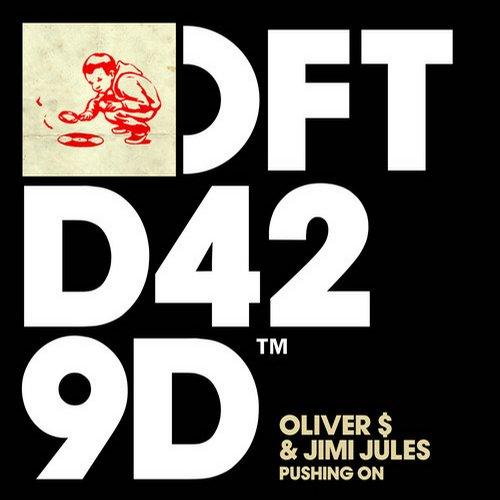Pushing On - Jimi Jules & Olvier $