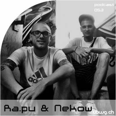 Podcast 053 – Ra.pu & Nekow