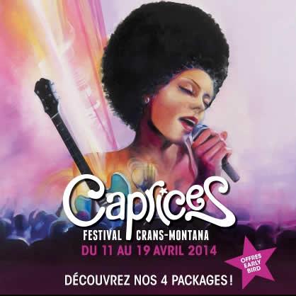 Caprices Festival 2014