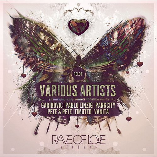 Rave Of Love Compilation (ROL001)