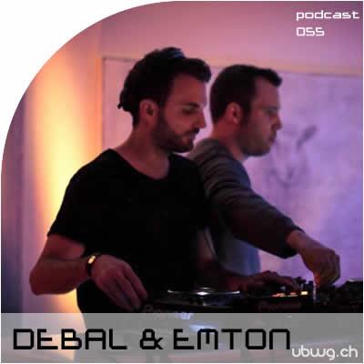 Podcast 055 - Debal & Empton