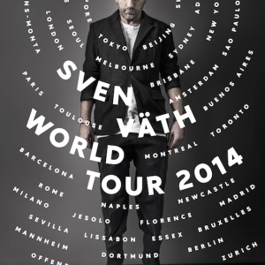 Sven Väth World Tour Komplex457