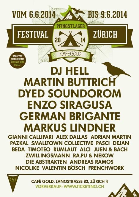 Pfingstlager Festival 2014 (CAFE GOLD)