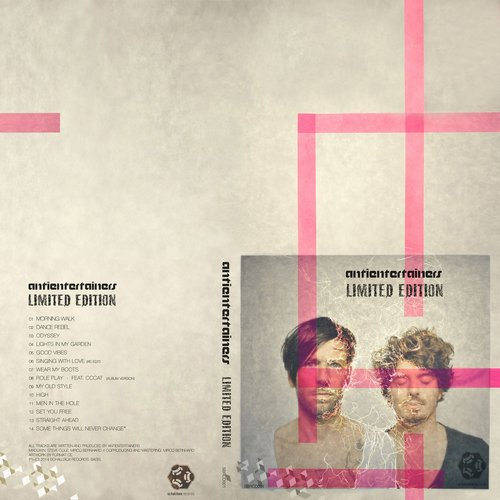 Limited Edition - The Antientertainers