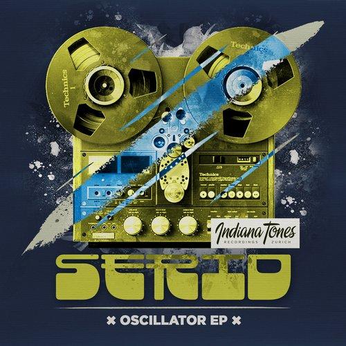 Oscillator EP – Serio