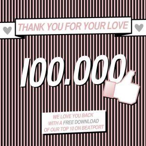 100'000 Likes - Stil vor Talent