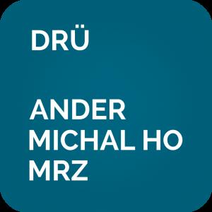 Drü EP - Michael Ho, MRZ & Ander