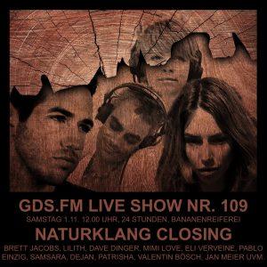Naturklang Closing auf GDS.FM