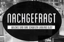 Lieblings DJs Schweiz