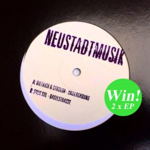 Neustadtmusik Vinyl Only