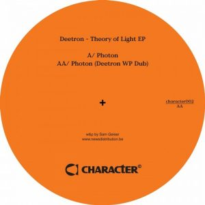 Theory Of Light EP - Deetron