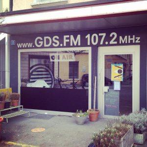 GDS.FM am Idaplatz
