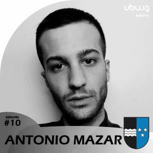 Antonio Mazar - ubwg.ch Talents