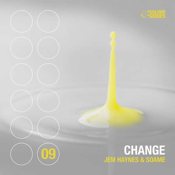 Change EP - Colour Series