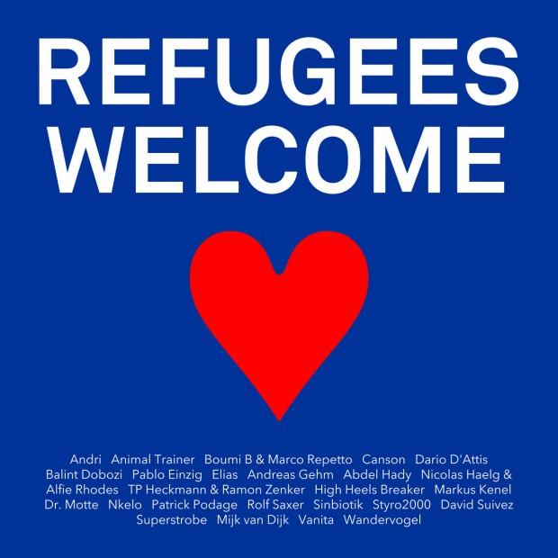 Refugees Welcome Sampler