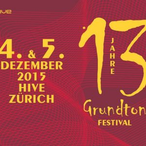 13 Jahre Grundton Festival
